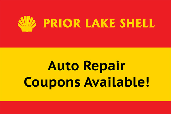 prior lake shell auto repair coupons available